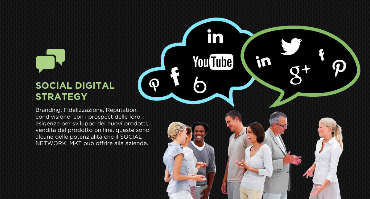Social Digital Strategy